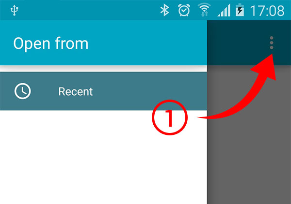 Android 5 Lollipop SD card write protected - APK Installer